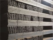Customized Steel U Channel With JIS G3101 SS400, ASTM A36, EN 10025 S275JR