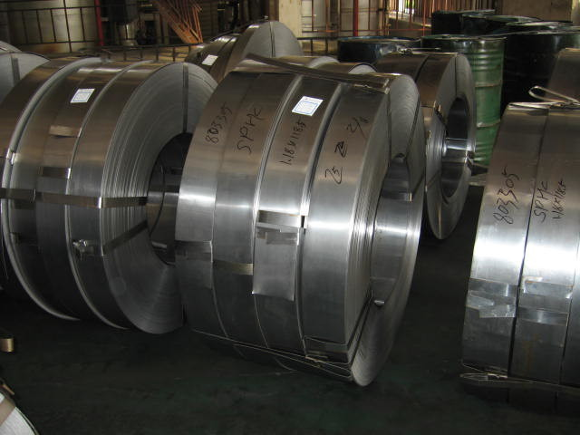 304 / 316 / 430 Cold Rolled Steel Strip in Coil With 2B / BA Finish, 7mm - 350mm Width