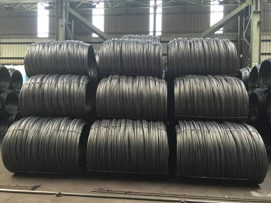 5.5mm -16mm Dia ASTM A510, SAE 1006, SAE 1008 Wire Rod Of Mild Steel Products