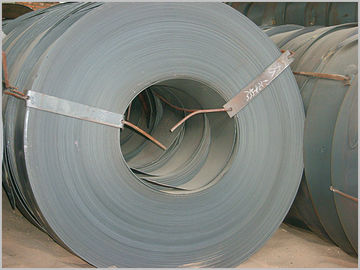 China Hot Rolled Steel Strip de borda Q195, Q215, Q235, SS400, SAE 1006 SAE 1008 Mill & fenda de encaixe distribuidor