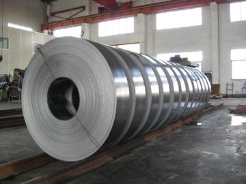 China Borda Mill & fenda JIS G3141, SPCC, SPCD, SPCE, EN10130, GB Cold Rolled Steel Strip / tiras distribuidor